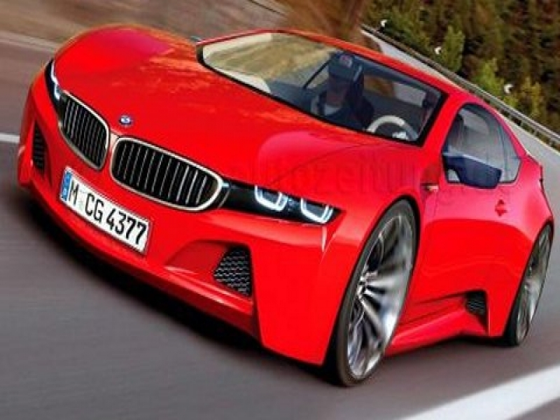 Latest BMW Sports Car M8 New Hybrid Sports Car From Bmw Gtspirit