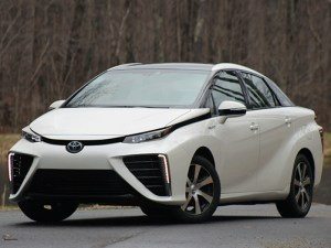Latest Toyota Cars 2016 2016 Toyota Mirai Hydrogen Fuel Cell Car Consumer Reports