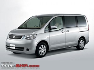 Maruti Suzuki 8 Seater Car Maruti Suzuki To Launch New Van Based On Versa Page 5 Team Bhp