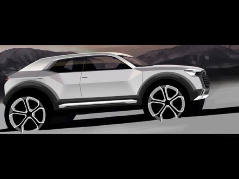 New Suvs For 2016 Audi Q1 Compact Suv Confirmed For 2016 Kelley Blue Book