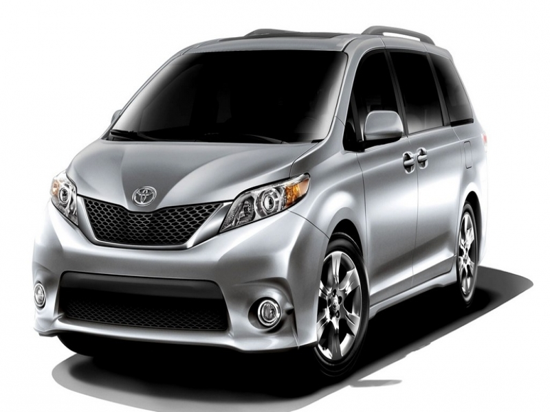 Toyota New Car 2016 2016 Toyota Sienna New Concept Future Cars Models