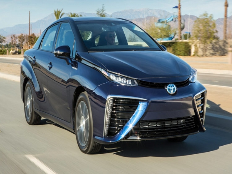 Toyota New Car 2016 New Toyota Mirai Fuel Cell Car From 57500 Or 499 Monthly Lease
