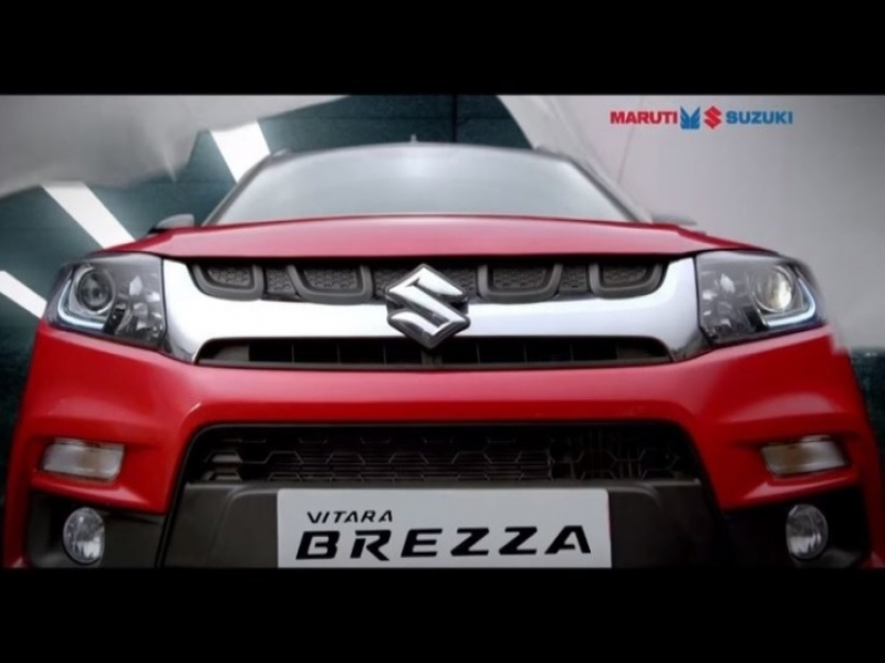 Maruti Suzuki New Car Brezza Maruti Suzuki Vitara Brezza To Be Launched Only With A Diesel