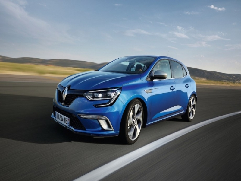 New Megane Rs 2017 2017 Renault Megane Rs Direction Firms Up