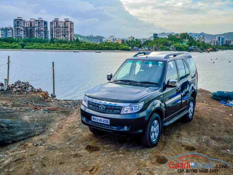 New Tata Safari 2018 2018 Tata Safari Rendering Takes Design Cue From Land Rover Discovery