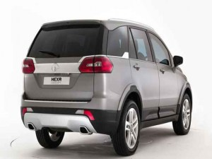 Tata New Car Hexa New Tata Hexa Crossover Unveiled At Geneva Motor Show The Indian