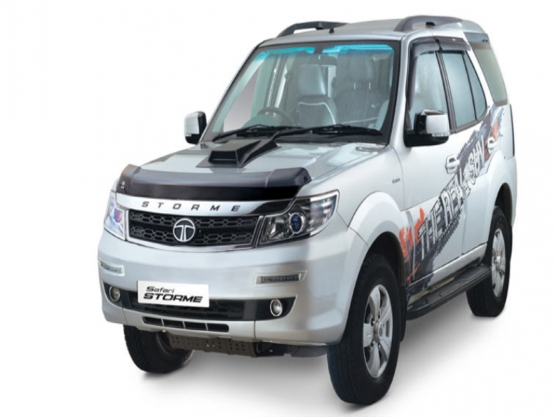 Tata Safari Car Vehicle Tata Launches 39celebration39 Range Of Cars Festive Season Offers