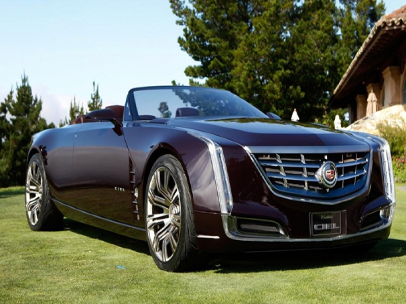 2017 Cadillac 2017 Cadillac Ciel Luxury Concept Price Release Date