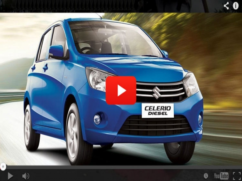 Celerio 7 Seater Diesel 5 Seater Of Maruti Celerio Diesel Launched At 465 Lakh Carsfame
