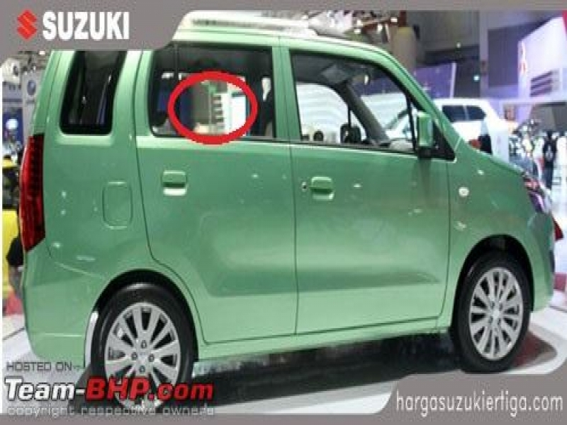 Celerio 7 Seater Diesel Wagon R 7 Seater Revealed In Indonesia Possible India Debut