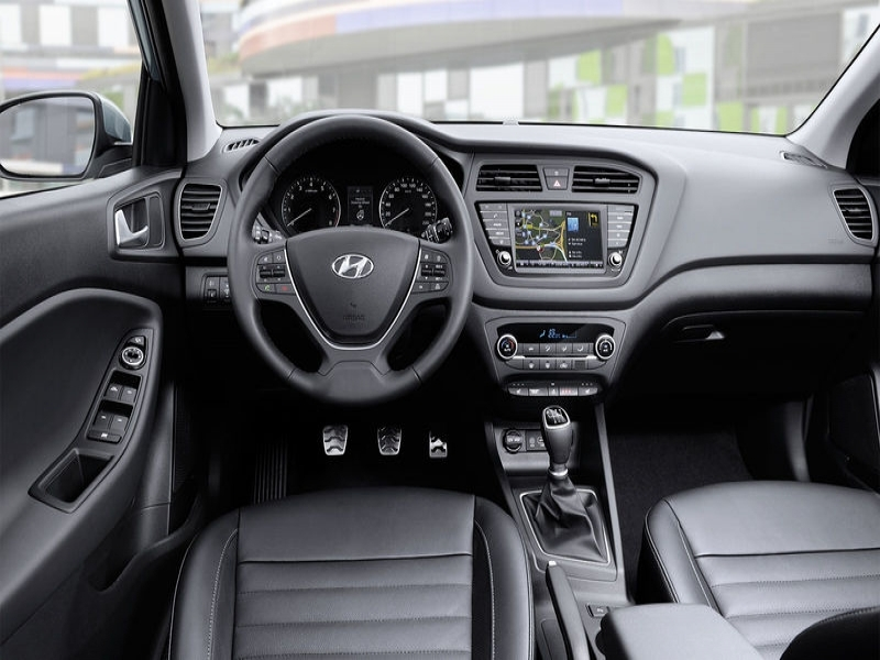 Hyundai I20 Active Interior New I20 Active Design Hyundai Media Newsroom