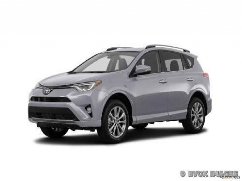Toyota Suv 2017 2017 Toyota Rav4 Suv Pricing Features Edmunds