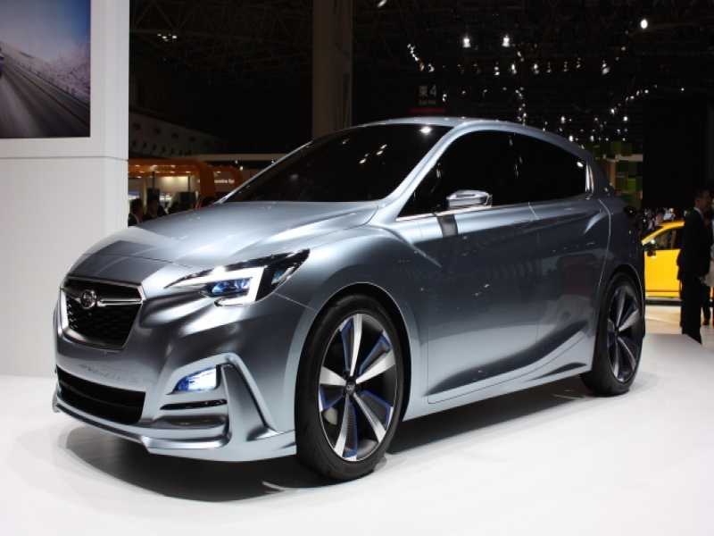 2017 Cars Coming Out Slide New Subaru Impreza Coming For 2017 Previewed This Concept
