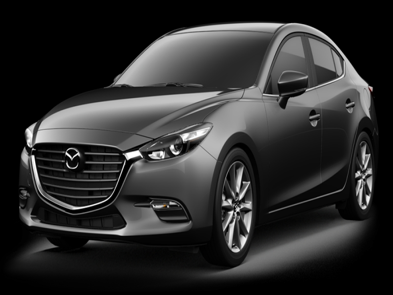2017 New Car Models Dark Purple Price 2017 Mazda 3 Sedan Fuel Efficient Compact Car Mazda Usa