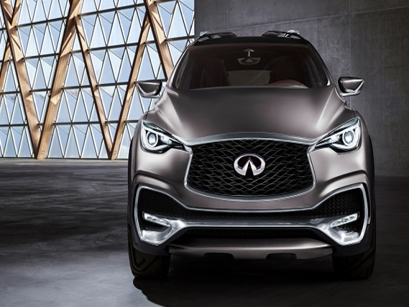 2017 Suvs Coming Out Price 2017 Infiniti Qx30 Review Release Date And Price Httpwww