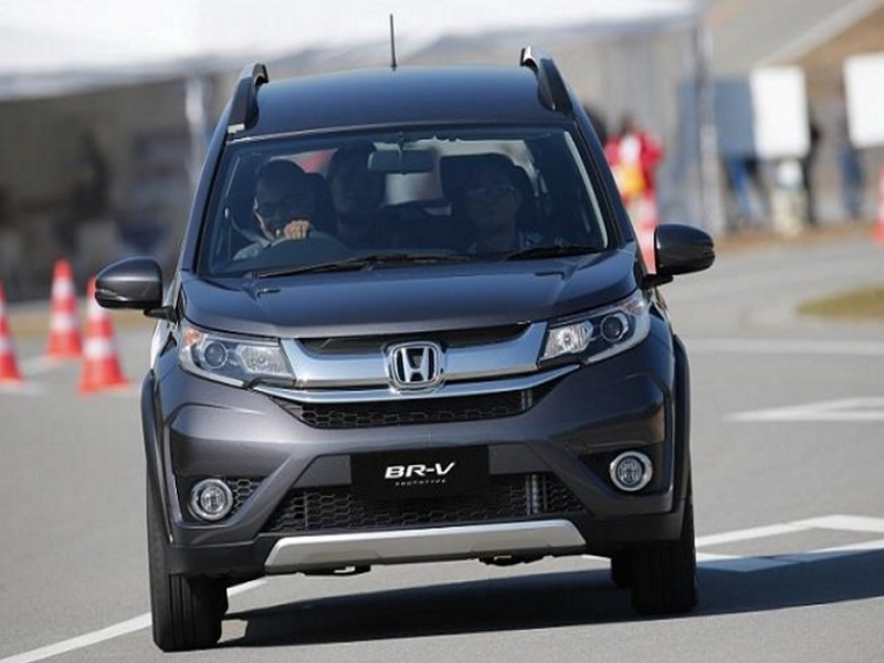 Best 7 Seater Vehicles Price Honda Br V 7 Seater Suv For India Estimated Price And Launch
