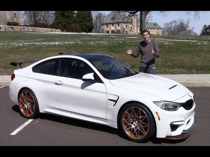 BMW Autotrader Price Is The Bmw M4 Gts Worth Double The Price Of A Bmw M4 Autotrader