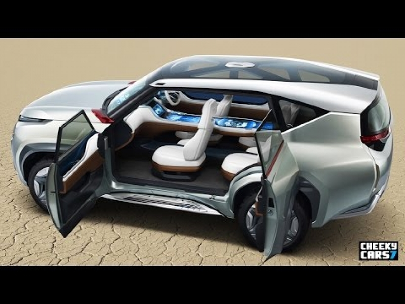 Latest 2016/2017 Cars Coming Out Top 10 Concept Cars 2016 2017 For The Future Youtube