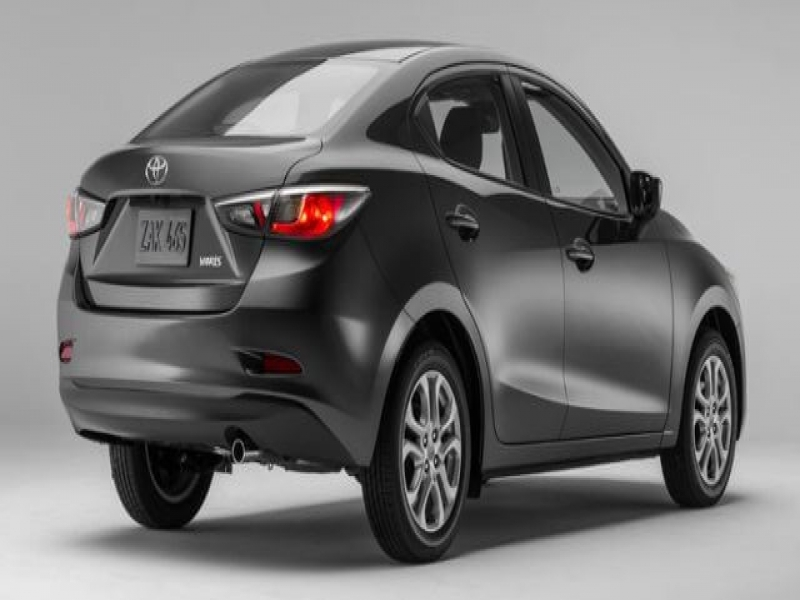 Latest 2017 Toyota Yaris Price 2017 Toyota Yaris Review Price Mpg Specs Release Date
