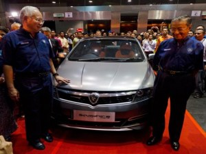 Latest Car Models In Malaysia Malaysias Proton Unveils Latest Car Model