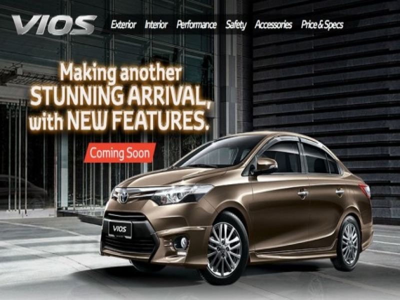 Latest Latest Toyota Vios Price 2015 Toyota Vios Updated Keyless Push Start For All