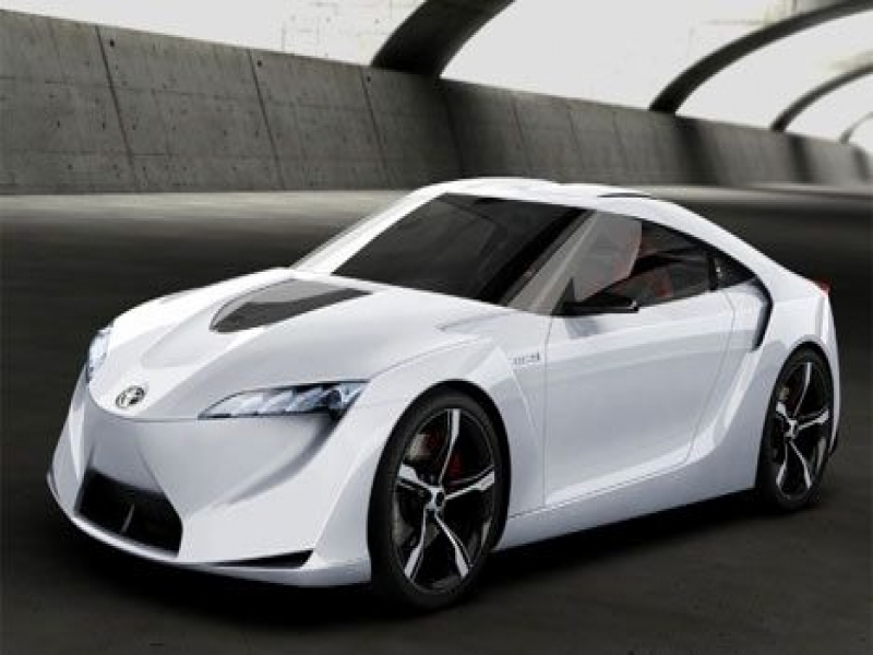 Latest Toyota Sport Cars Price The Toyota Ft Hs Hybrid Sports Concept Car Treehugger