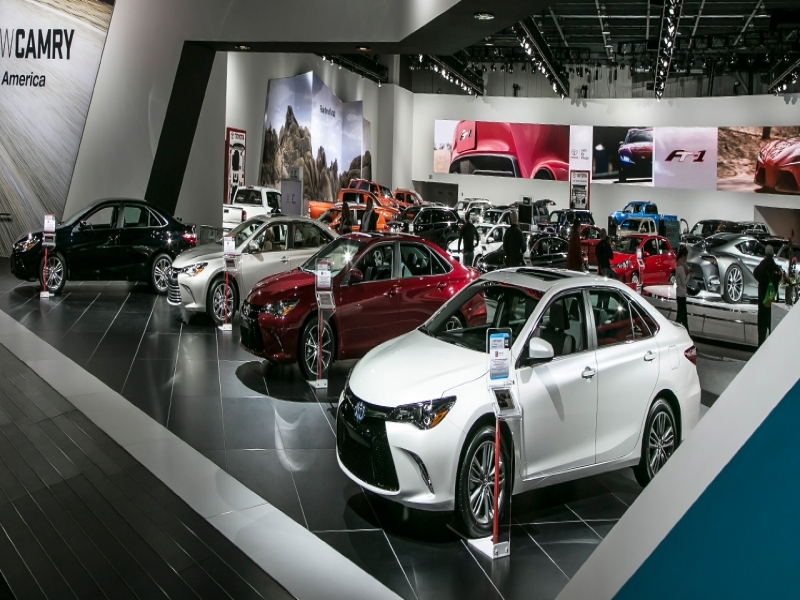 Show Latest Toyota Cars Toyota Global Site 2015 North American International Auto Show