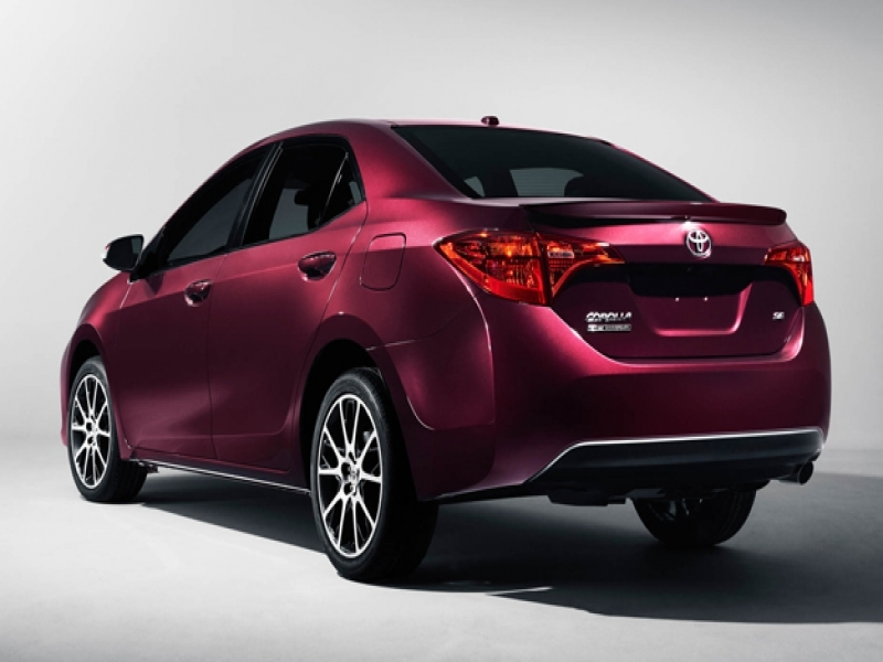 Toyota New Cars 2017 Models Toyota Corolla 50th Anniversary Special Edition News Car And