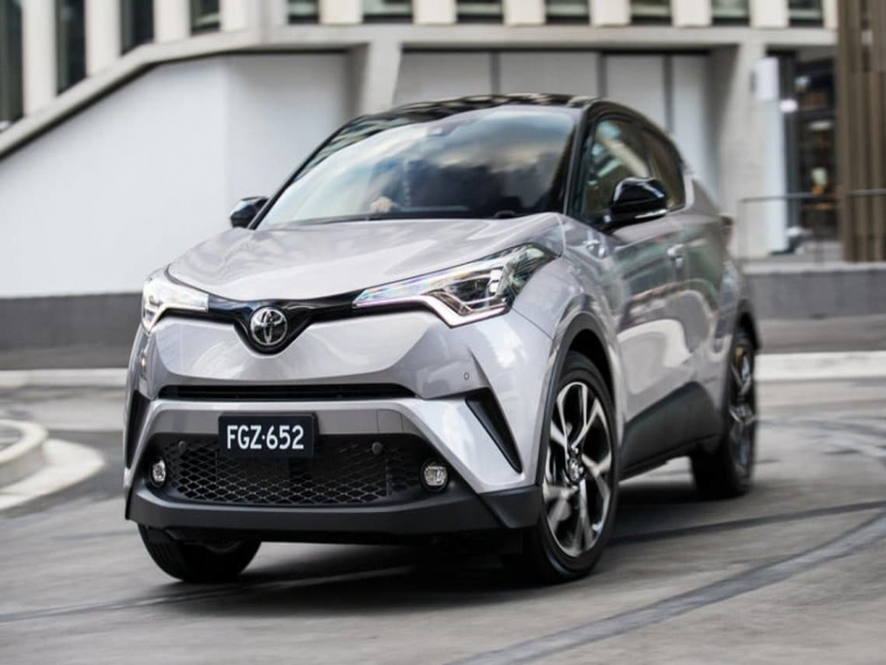 Toyota New Cars 2017 Price 2017 Toyota C Hr New Car Sales Price Car News Carsguide