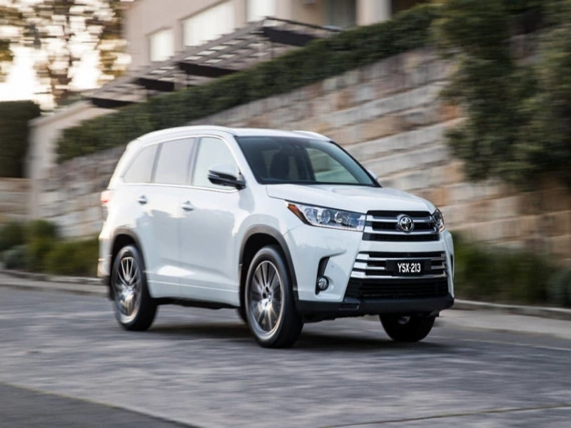 Toyota New Cars 2017 Price 2017 Toyota Kluger New Car Sales Price Car News Carsguide