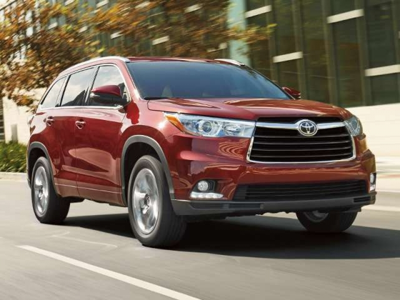Toyota SUVs And Crossovers Price 2017 Suv And Crossover Buying Guide 2017 Suv And Corssover