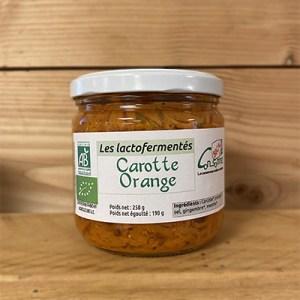 Carotte orange 250g