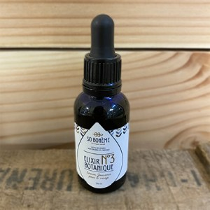 Elixir botanique n°3 Jouvence peaux matures