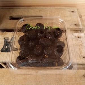 Olives piquées en vrac bio