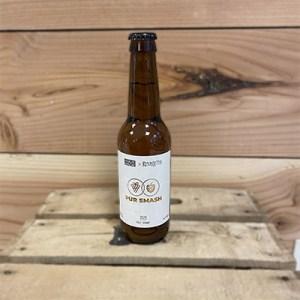 Bière Pur Smash Blanc Rolle x Ekuanot