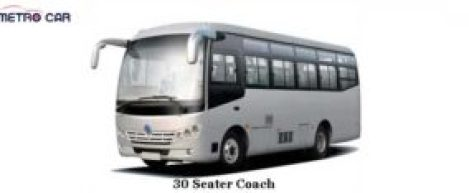 30 Seater Bus