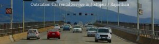 Car rental for outstation