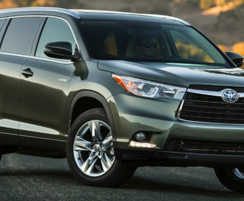 It's Easy to Enjoy the 2015 Toyota Highlander
