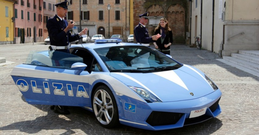 Police Cars that Can Really Keep Up