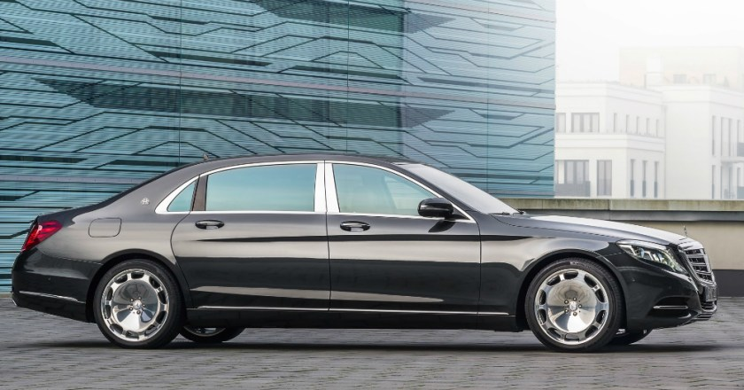 The 2016 Mercedes-Maybach: Perfect for the Chauffeured Crowd
