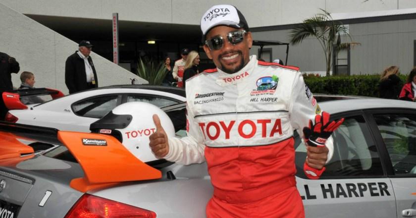Toyota Celebrity Race Hits Long Beach