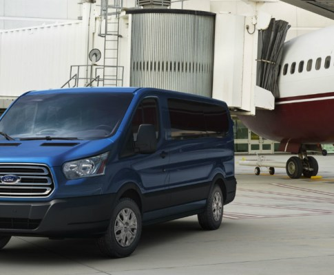 Versatility is the Ford Transit 350 Wagon EcoBoost V6