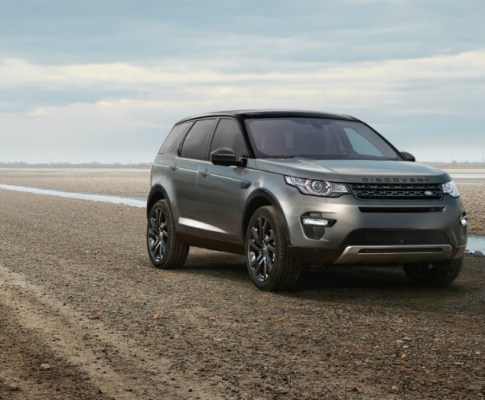 The Land Rover Discovery Sport Might Be More than You Need