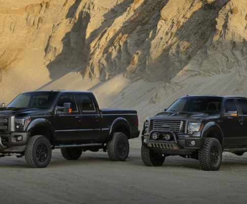 The F-150 Black Ops; The Baddest Truck on the Road or Off