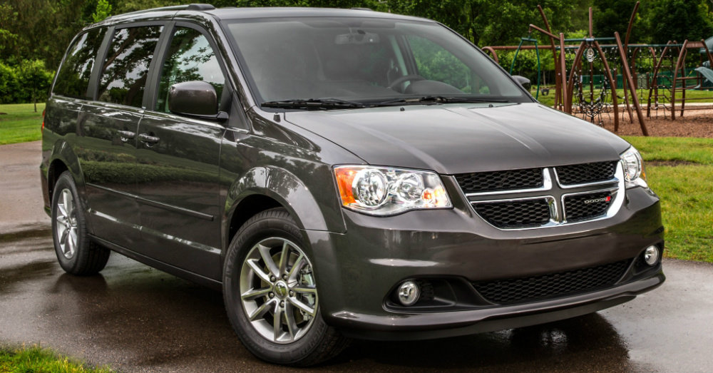 2016 Dodge Grand Caravan The Stalwart Of The Minivan World