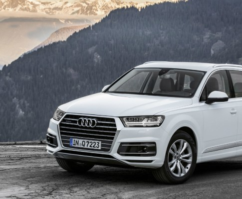When it Comes to Tech; The Audi Q7 has Something Special