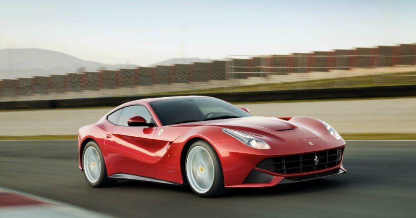 2016 Ferrari F12berlinetta: The Must-Have Sports Car