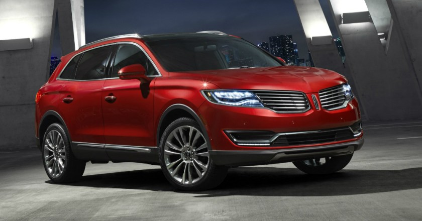 2016 Lincoln MKS: A Transition to the Continental