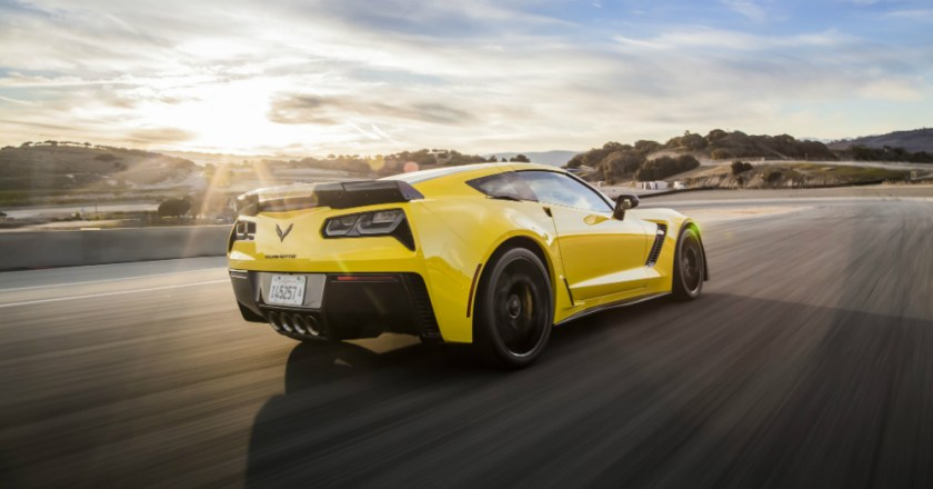 The Next Step for the Corvette
