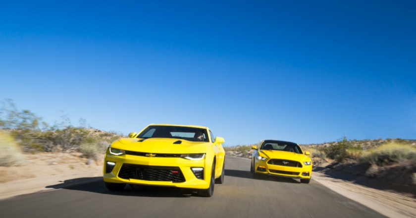 The Longest Argument in American Sports Cars